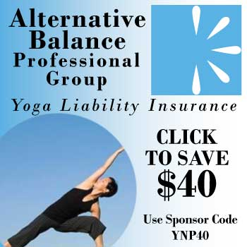 Save $40 On Yoga Professional Liability Insurance & Business Tools